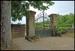 Le cimetière de Marville.